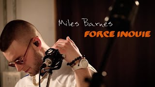 MILES BARNES | FORCE INOUÏE (Acoustique) Feat. Orange Gecko