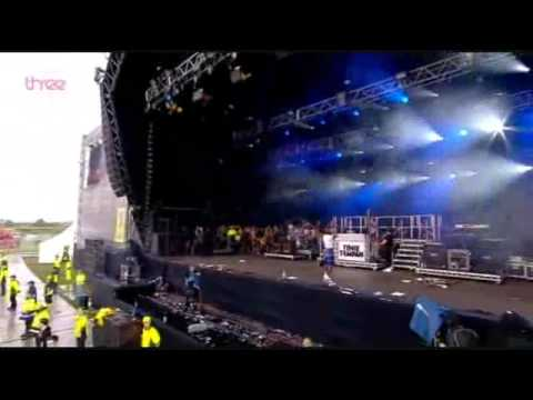 Tinie Tempah  Written in the Stars  at T in the Park 2011