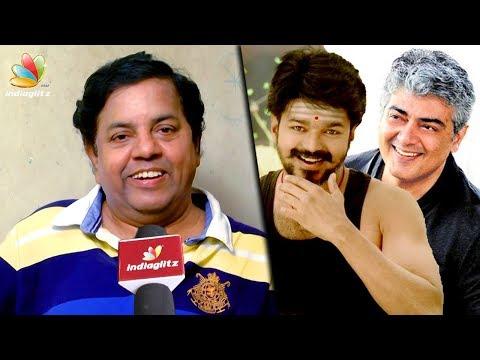 People create a false image about Vijay : Lollu Sabha Swaminathan Interview   Vijay TV Comedian