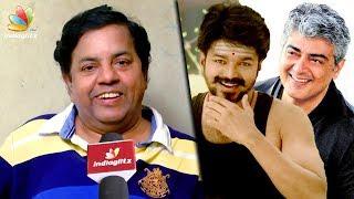 People create a false image about Vijay : Lollu Sabha Swaminathan Interview | Vijay TV Comedian