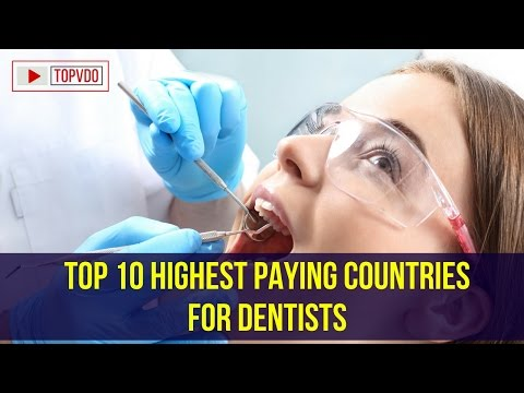 Top 10 Highest Paying Countries for Dentists