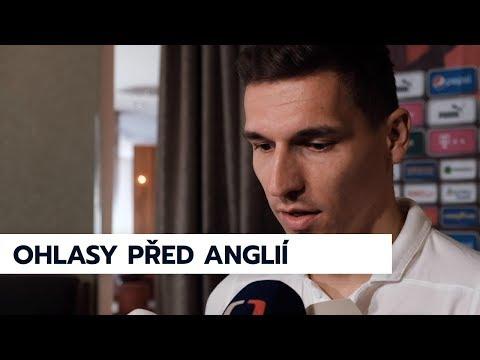 David Pavelka a Jiří Pavlenka před odletem do Anglie