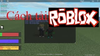 How to download roblox on the computer