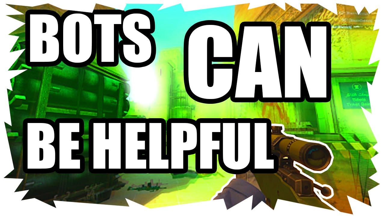 how to make cs go harder bots