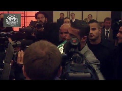 Manuel Charr vs. Vitali Klitschko so fing alles an