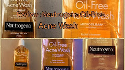 hqdefault - Neutrogena Acne Facial Wash