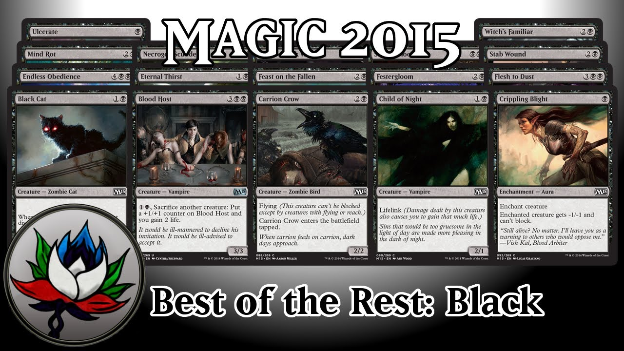 M15 Spoilers Best Of The Rest Part 3 Black Youtube