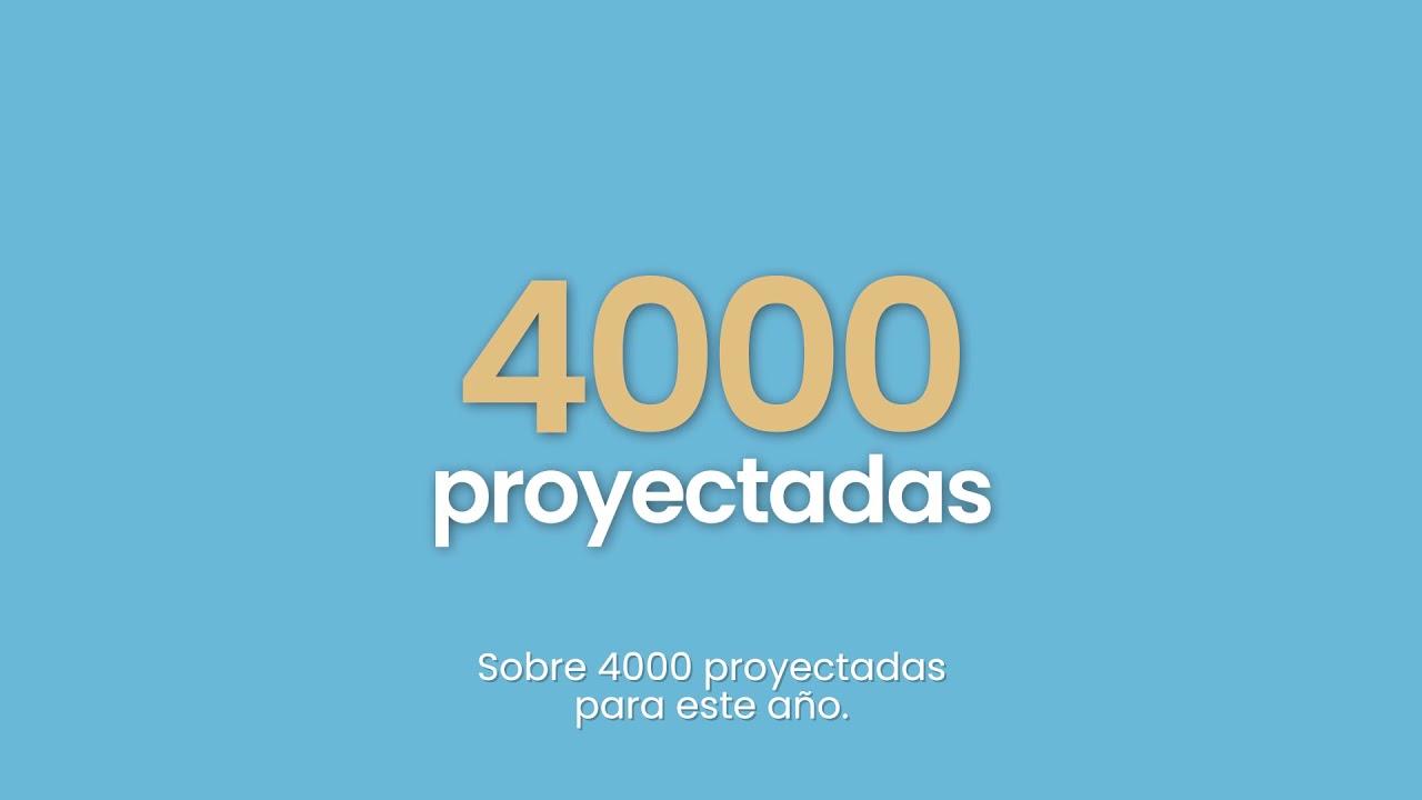 2350 Viviendas