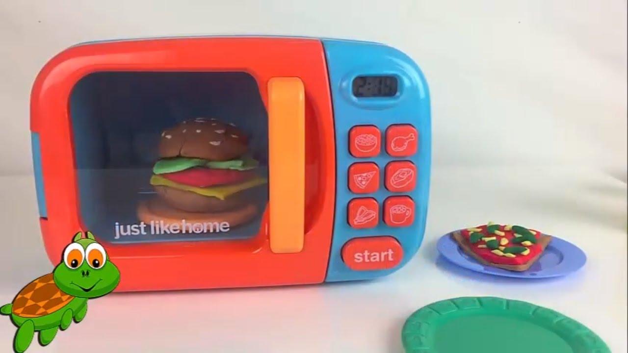 juguete para nios play doh kitchen set juguetes de cocina microondas y comiditas de juguete