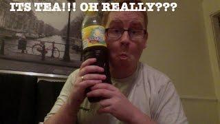 New series Does this beverage taste very nice?