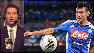 Para Chucky Lozano no es lo mismo atacar en Italia que en Holanda Andrés Agulla Futbol Center