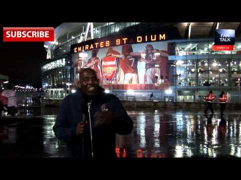 Arsenal 4 Wigan 1 - Season thank you to all from ArsenalFanTV.com