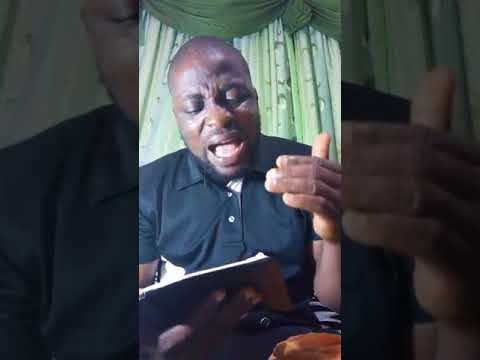 DAY 11 OH LORD MY CASE IS URGENT! Pastor Charles Freeman Okafor