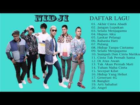 20 Lagu Terbaik NIDJI Full Album   Lagu Indonesia Terbaru 2017