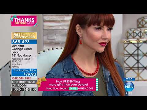 HSN | Mine Finds By Jay King Jewelry 11.25.2017 - 12 PM