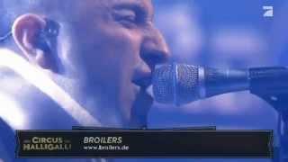 Broilers - Grau, Grau, Grau (Live@Circus HalliGalli)