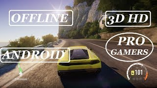 Top 5 Best 3d HD offline racing games under 50mb for android. Pro Gamers