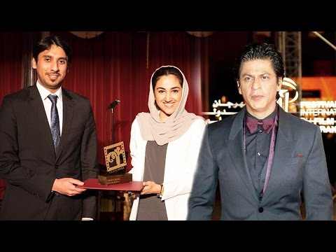 Shahrukh Khan's Dubai Tourism Ad Bags An Award At International Tourism Festival
