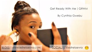 Vlogtober! | Get Ready With Me | EstrelaEvra Thumbnail