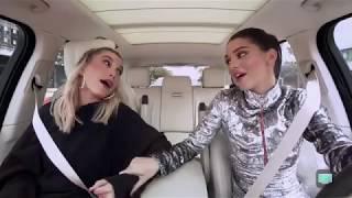 Hailey Bieber & Kendall Jenner - Company | Justin Bieber Carpool Karaoke