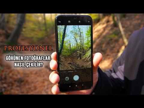 Cep Telefonu İle Profesyonel Görünen Fotoğraflar Nasıl Çekilir? Mobil Fotoğrafçılık 1