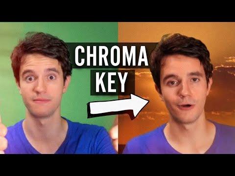 Como fazer Chroma
