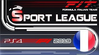 Sport League F1 2019 #08 Gran Premio di Francia 02.12.2019 - Live Streaming