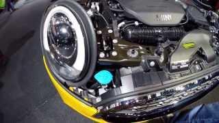 2014 Mini Cooper S F56 Detailed Walk Around Review (1080p FULL HD)