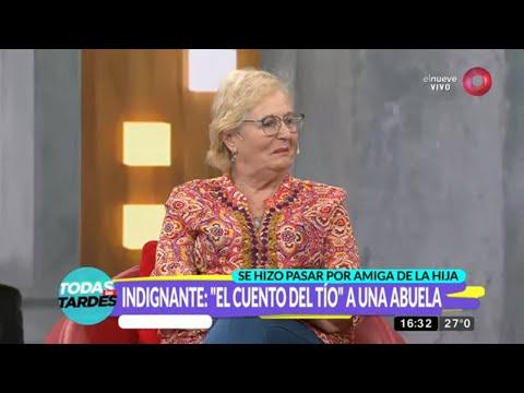 Delincuente Engañó A Una Abuela Con El 'cuento Del Tío'