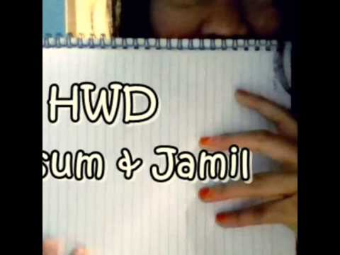 Teruntuk Kulsum & Jamil