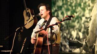 """George Cronin - """"Fire and Rain""""  -  Re-Tunes Open Mic - March 31, 2011"""