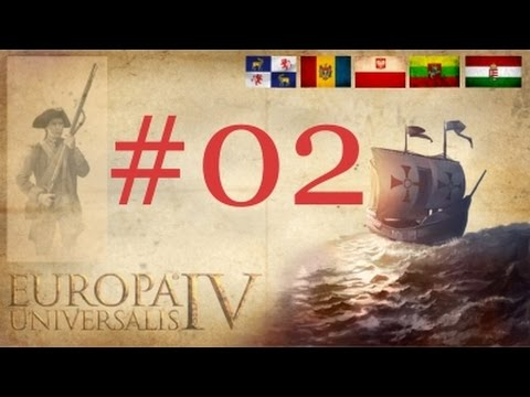 CZ Europa Universalis IV (+6 Expansions) Pt.2 - Polsko