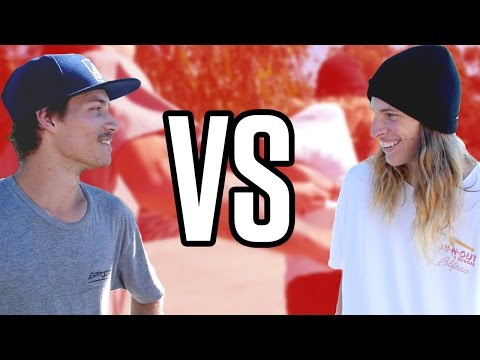 Scooter HUNGER GAMES - Juzzy Carter VS Angus Varney