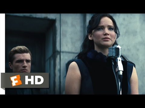 The Hunger Games: Catching Fire (1/12) Movie CLIP - The Victory Tour (2013) HD