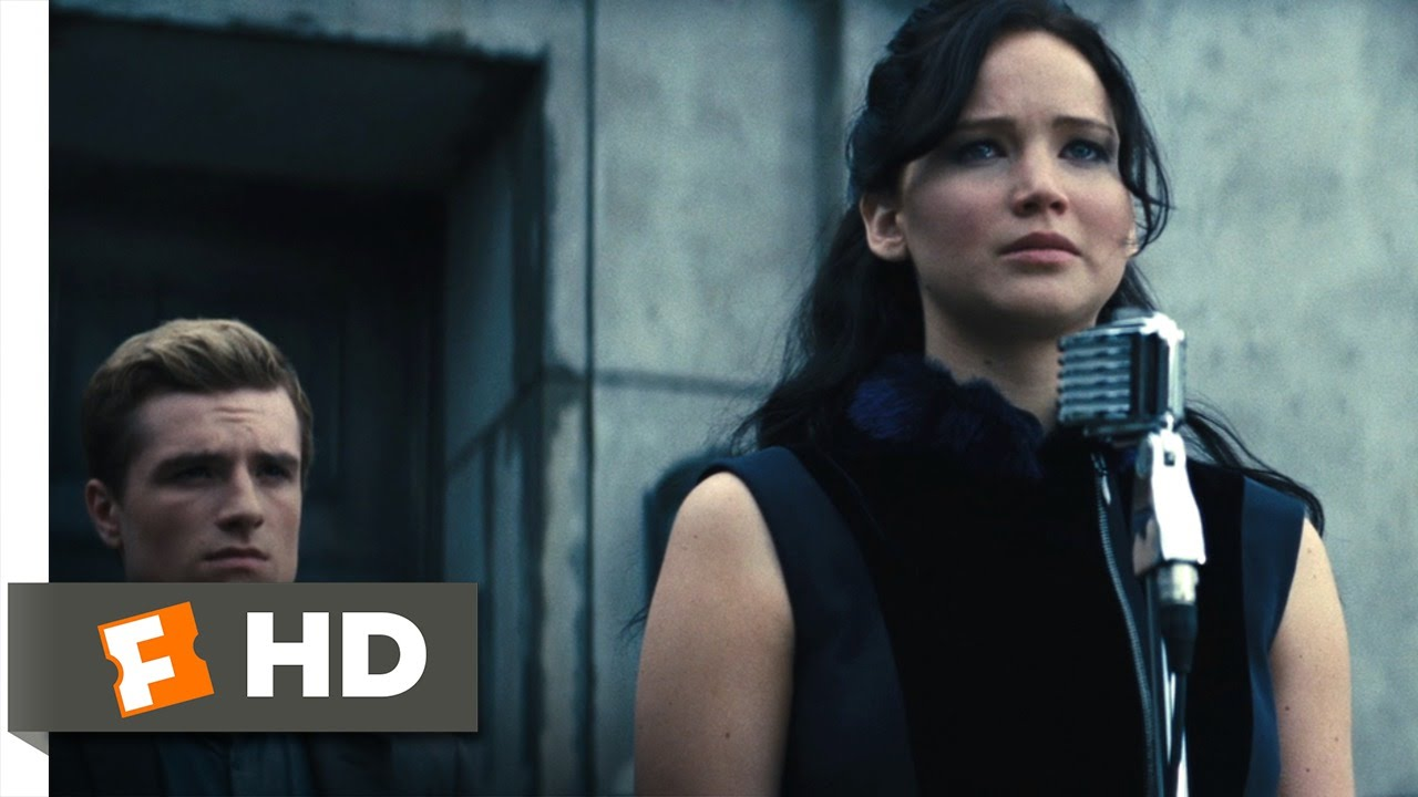 Download The Hunger Games: Catching Fire (1/12) Movie CLIP - The Victory Tour (2013) HD