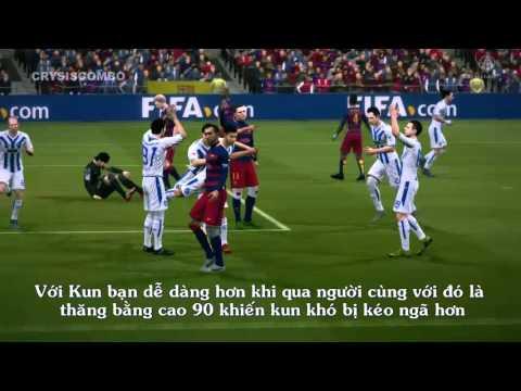 Review Kun Aguero 14T New Engine - FIFA ONLINE 3