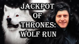 💰 The Raja Plays A New Game Called Wolf Run 🐶