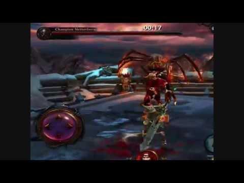 Eternity Warriors 3 How To Defeat Ivar Mountains Endboss