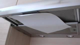 видео Всё что нужно знать о вентиляционных решётках для кухни с обратным клапаном