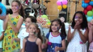 festa do dia das crianças na igreja cei de cordeiros 2010