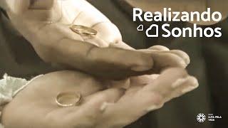 Paciente com câncer terminal realiza sonho de se casar - Hospital do Câncer Uberlândia