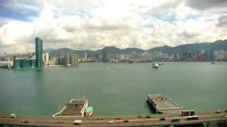 香港自由行 - 北角碼頭渡輪往返紅磡九龍海逸君綽酒店Harbour Grand Hotel Kowloon