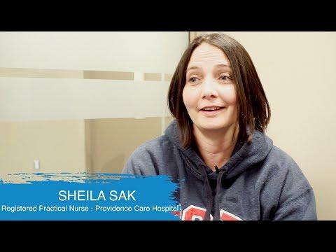 OPSEU Member Spotlight: Sheila Sak