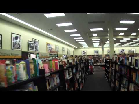 Shopping Inside Books-A-Million at the Forum in Fort Myers, FL