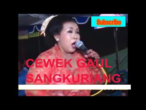 Sangkuriang Cewek Gaul Woyo Lirik