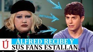 La nueva amiga de Amaia se mofa de Alfred y genera indignación entre los fans de Operación Triunfo