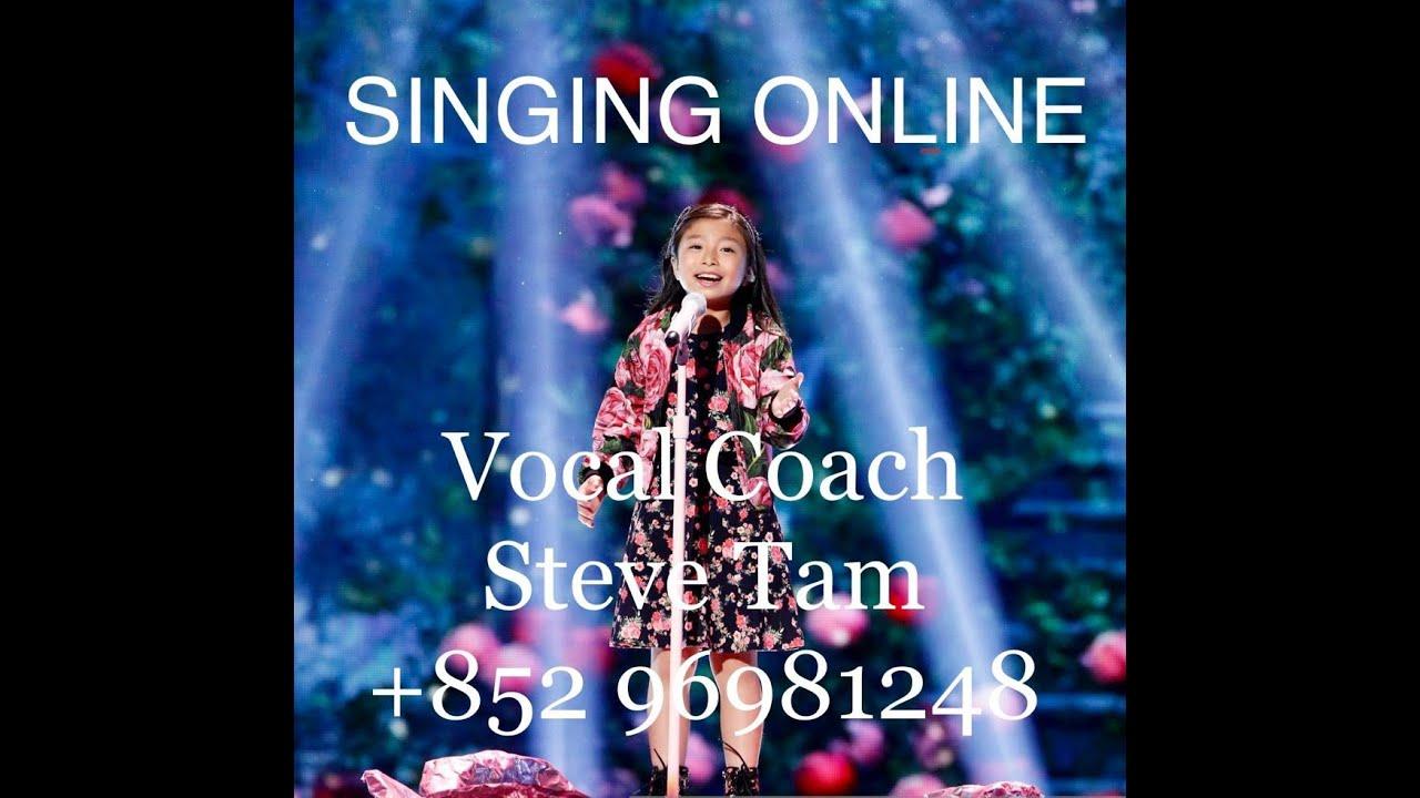 Celine's Daddy, Steve, Online Vocal Class
