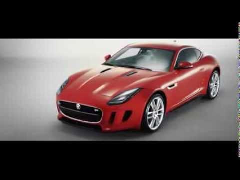 Jaguar F-Type Coupe - Design Structure