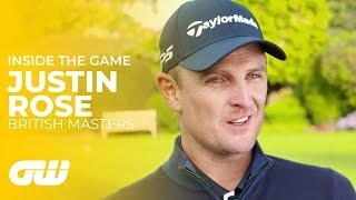 Justin Rose on Hosting the British Masters 2018 at Walton Heath | Golfing World