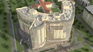 видео Архитектурное решение фасадов